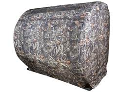 Beavertail Outfitter Haybale Ground Blind 600D Fabric Realtree Max-4 Camo