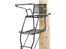 Rivers Edge Oasis Comfort Single Ladder Treestand Steel