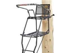 Rivers Edge Oasis Comfort Single Ladder Treestand Steel - Blemished