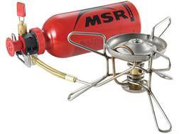 MSR Whisperlite Backpacker Camp Stove Aluminum and Steel