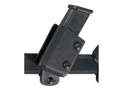 "Safariland 771 Magazine Pouch Adjustable 1-1/2"" Belt Loop Right Hand STI, McCormick, Tripp Basketweave Laminate Black"