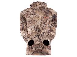 Sitka Gear Men's Traverse Hooded Sweatshirt Polyester Gore Optifade Waterfowl Camo Small 36-38