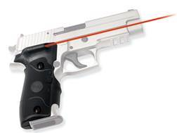 Crimson Trace Lasergrips Sig Sauer P226, P228, P229 Side Activation Overmolded Rubber Wrap-Around...