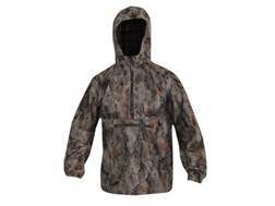 Natural Gear Men's Anorak 1/2 Zip Hooded Waterproof Jacket Polyester Natural Gear Natural Camo Medium 38-40