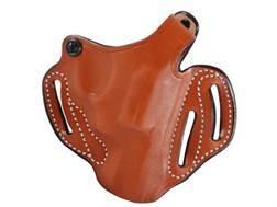 "DeSantis Thumb Break Scabbard Belt Holster Right Hand Ruger SP101 2.25"" Leather"