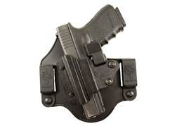 DeSantis The Prowler Inside the Waistband Holster  Left Hand Glock 17, 19, 22, 23, 26, 27, 31, 32,33,36 Kydex Black