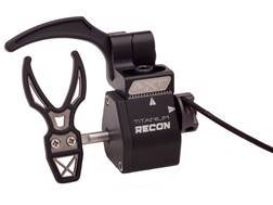 Archer Xtreme Titanium Recon Drop-Away Arrow Rest Right Hand Black