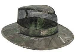 Outdoor Cap Mesh Outback Hat Polyester Realtree Xtra Green Camo