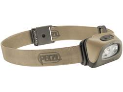 Petzl Tactikka + Headlamp LED with 3 AAA Batteries