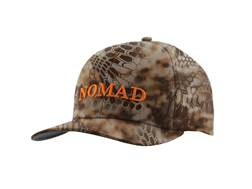 NOMAD Men's Snap Back Logo Cap Polyester One Size Fits All