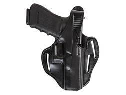 Bianchi 77 Piranha Belt Holster Glock 17, 22 Leather