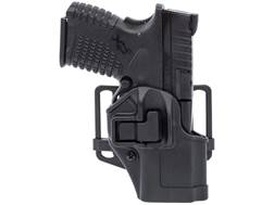 BLACKHAWK! CQC Serpa Holster Right Hand Ruger SR9, SR40 Polymer Black