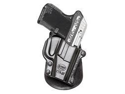 Fobus Paddle Holster Right Hand Kel-Tec P32, 1st Generation P3-AT 380, North American Arms 32 Polymer Black