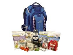 Wise Foods 5-Day Survival Kit with ALPS Mountaineering Solitude Plus Backpack