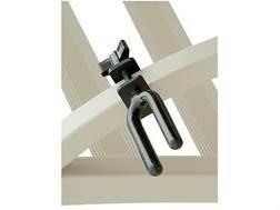 Summit Treestand Universal Bow Holder Steel Black