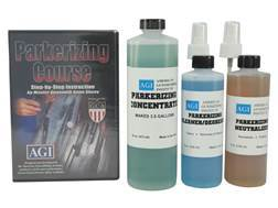 American Gunsmithing Institute (AGI) Parkerizing Kit with Step-by-Step DVD