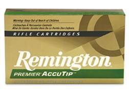 Remington Premier Ammunition 300 AAC Blackout 125 Grain AccuTip Box of 20