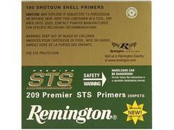Remington Premier STS Primers #209 Shotshell