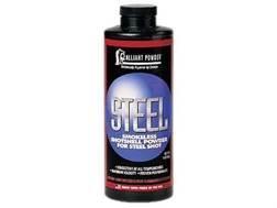 Alliant Steel Smokeless Powder