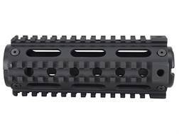 Yankee Hill Machine 2-Piece Handguard Quad Rail AR-15 Rifle Length Aluminum Matte