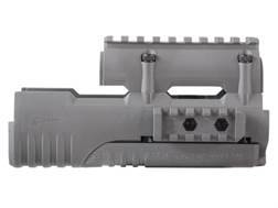 Mission First Tactical Tekko 2-Piece Handguard with Integrated Rail System AK-47 Polymer Grey
