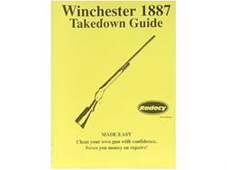 """Radocy Takedown Guide """"Winchester 1887"""""""