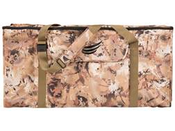 Tanglefree Flight Series 12 Slot Zipper Top Duck Decoy Bag Gore Optifade Camo