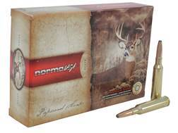 Norma USA American PH Ammunition 6.5x55mm Swedish Mauser 156 Grain Oryx Protected Point Box of 20