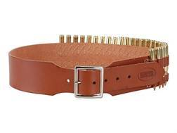 "Hunter Cartridge Belt 2-1/2"" Leather"