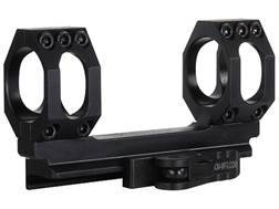 American Defense Scout-S Quick-Release Scope Mount Picatinny-Style with 30mm Rings AR-15 Flat-Top Matte