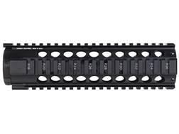 Midwest Industries T-Series Free Float Tube Handguard Quad Rail AR-15 Aluminum