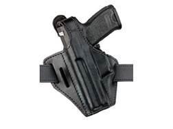 Safariland 328 Belt Holster Left Hand Glock 17, 22 Laminate Black