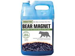 Moultrie Bear Magnet Blueberry Pie Bear Attractant Liquid 1 Gallon