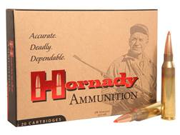 Hornady Match Ammunition 338 Lapua 285 Grain A-Max Boat Tail Box of 20