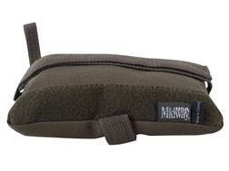 MidwayUSA Tactical Rear Shooting Rest Bag Nylon Olive Drab Square