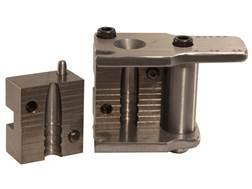 "Hoch Custom 1-Cavity Nose Pour Bullet Mold 30 Caliber (310 Diameter) 225 Grain Semi-Spitzer Gas Check 1.255"" Bullet Length"