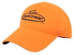 Team Realtree Logo Cap Cotton Blaze Orange