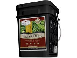Wise Food Gluten Free 160 Serving Vegetable Freeze Dried Food Kit