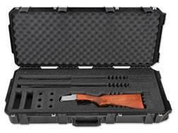 "SKB iSeries 3614 Custom Breakdown Shotgun Case with Wheels 36-1/2"" Polymer Black"