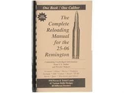 "Loadbooks USA ""25-06 Remington"" Reloading Manual"