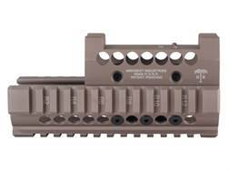 Midwest Industries US Palm 2-Piece Railed Handguard AK-47, AK-74 with Trijicon RMR Top Cover Optic Mount Aluminum