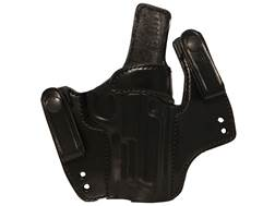 Opened Package Holsters Inside the Waistband Holster Right Hand S&W M&P 9, 40  Barrel Leather Black