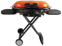 Coleman Roadtrip Series Roadtrip LXE Bench Propane Grill Orange