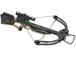 Horton Legend Ultra-Lite Crossbow Package with ACUdraw 50 Mossy Oak Treestand Camo