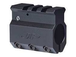 "JP Enterprises Adjustable Gas Block Picatinny Rail Sight Mounting AR-15, LR-308 Standard Barrel .750"" Inside Diameter Aluminum"