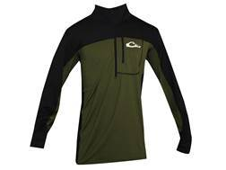 Drake Men's EST Base Layer Shirt Long Sleeve Polyester