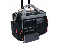 G Outdoors Rolling Range Bag Black