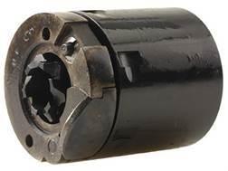 Howell Old West Conversions Gated Conversion Cylinder 36 Caliber Uberti 1851 or 1861 Navy Steel Frame Black Powder Revolver 38 Colt (Long Colt) 6-Round Blue