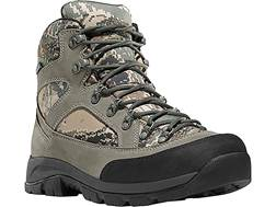 "Danner Gila 6"" Uninsulated Waterproof Hunting Boots Leather and Nylon Optifade Open Country Camo Men"