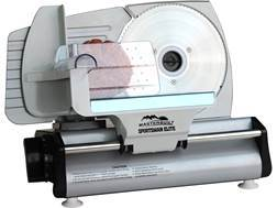 "Masterbuilt 7-1/2"" Electric Meat Slicer"